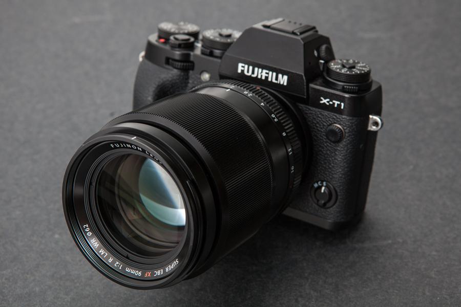 FUJIFILM XF90mm F2 R LM WR