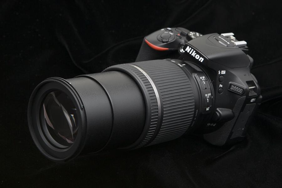 TAMRON 18-200mm F3.5-6.3 DiII VC
