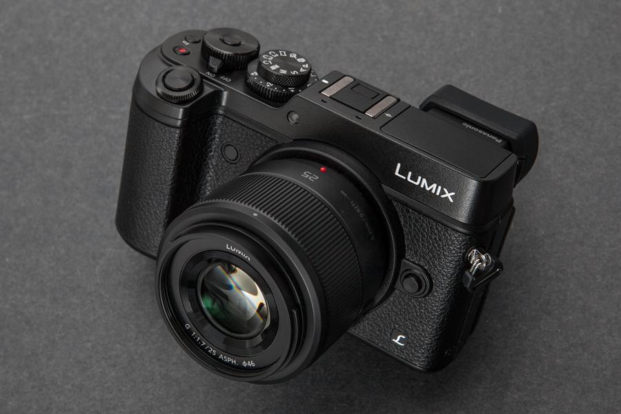 Panasonic (パナソニック) LUMIX G 25mm F1.7 ASPH.