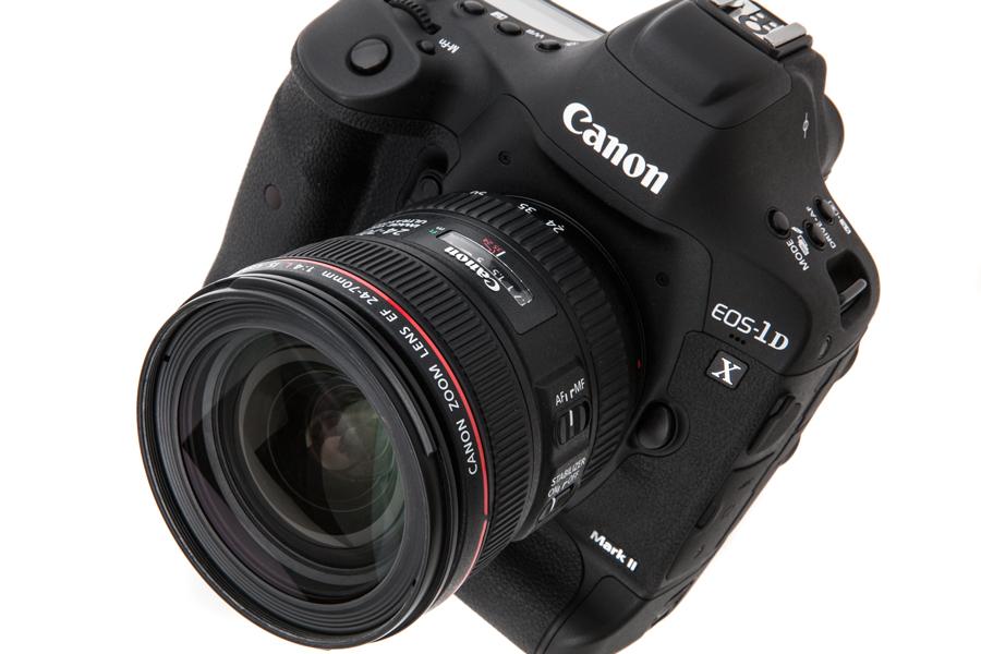 Canon EOS-1DX MarkII