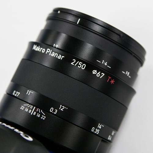 Carl Zeiss Milvus 50mm F2 M