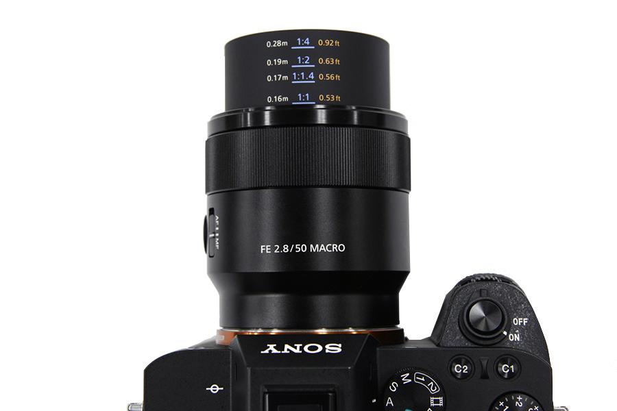 SONY FE 50mm F2.8 Macro SEL50M28