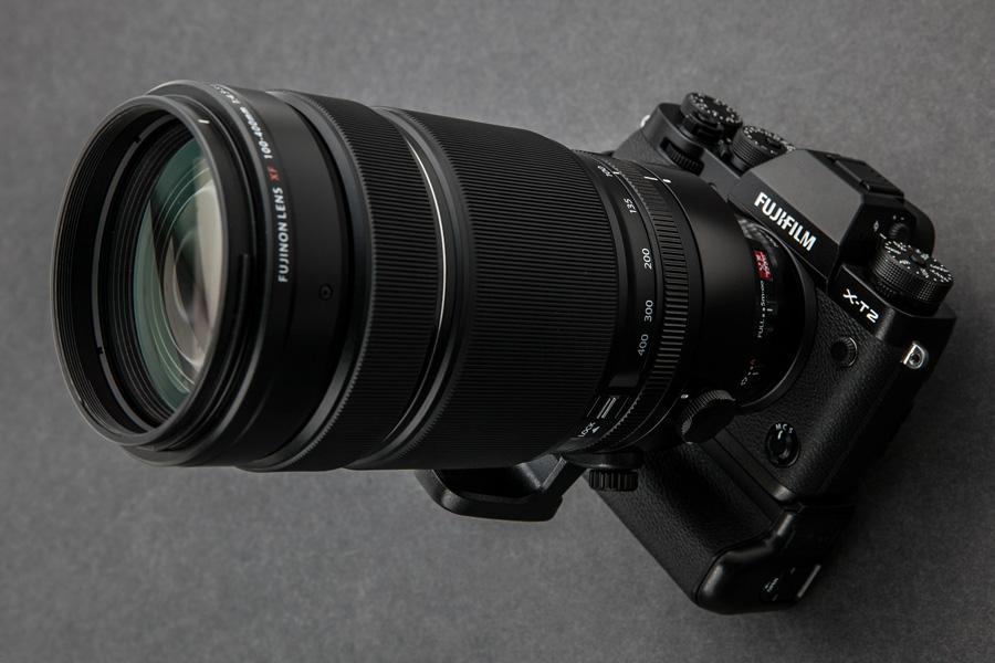 FUJIFILM (フジフイルム) フジノン XF100-400mm F4.5-5.6 R LM OIS WR