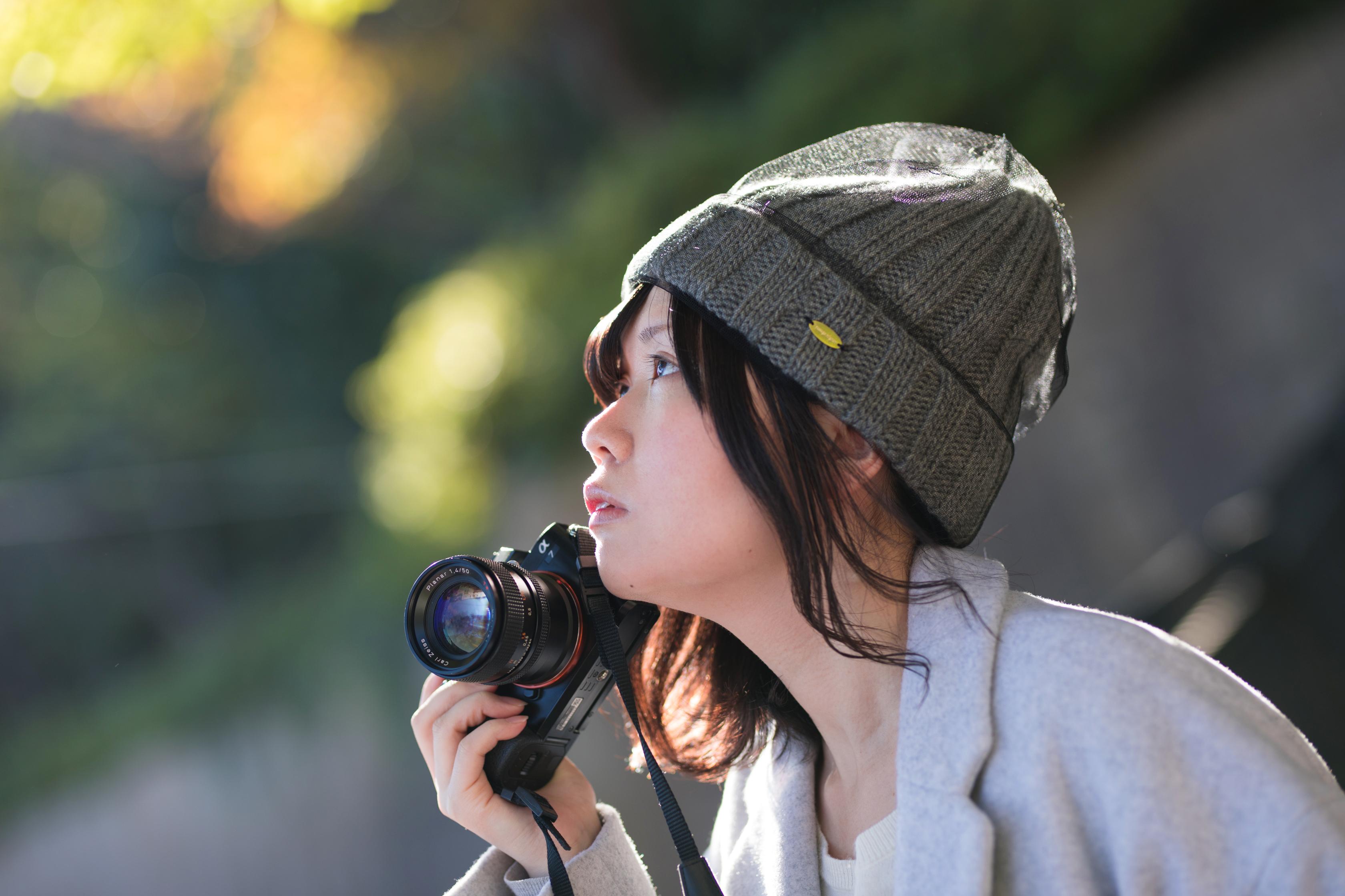 マップカメラ kasyapa 387 究極のポートレートレンズ sigma a 85mm