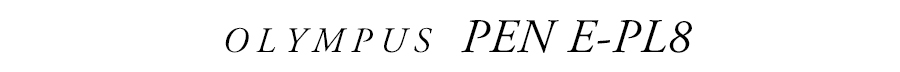 OLYMPUS (オリンパス) PEN E-PL8