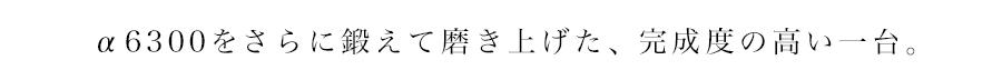 SONY (ソニー) α6500 ボディ ILCE-6500