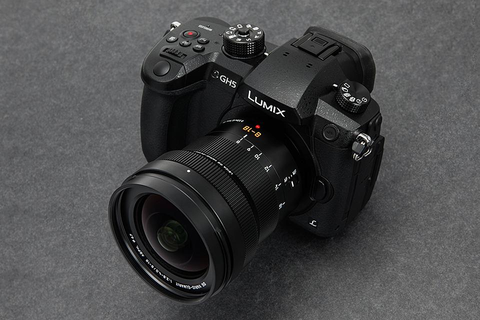 Panasonic (パナソニック) LEICA DG VARIO-ELMARIT 8-18mm F2.8-4.0 ASPH.
