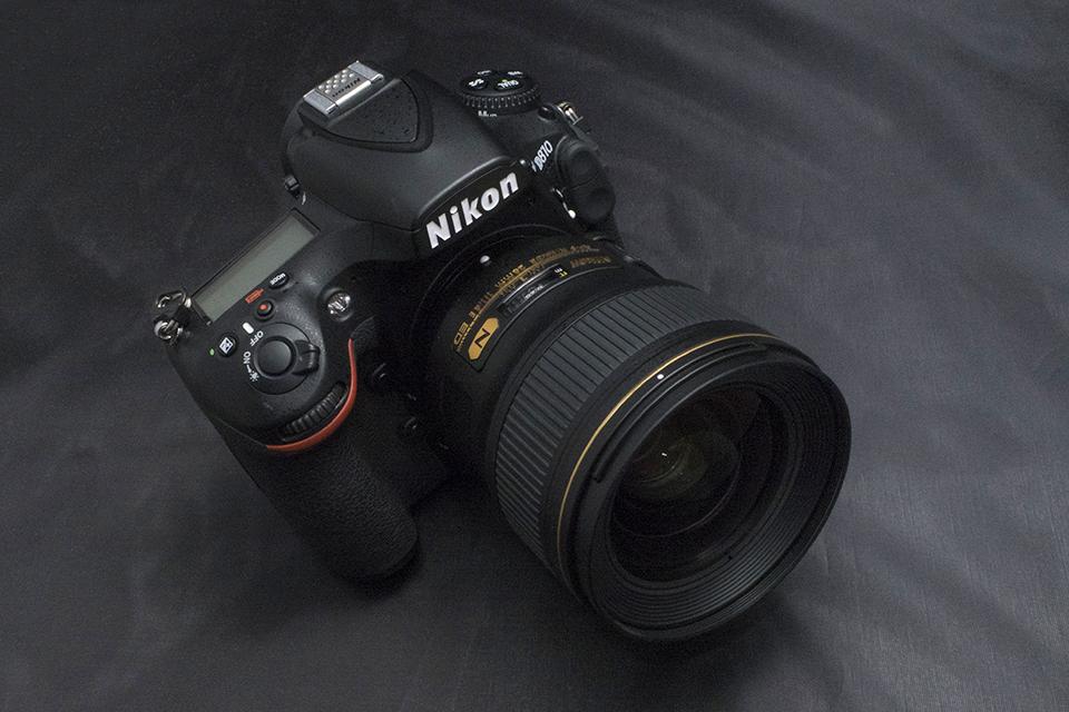 Nikon AF-S 28mm F1.4E ED