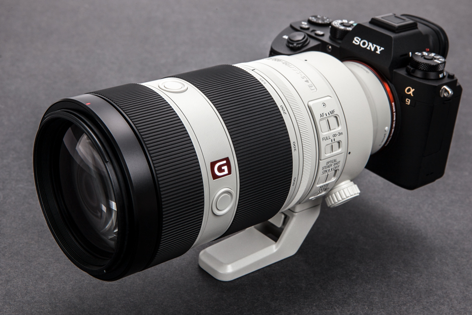 SONY FE 100-400mm F4.5-5.6 GM OSS SEL100400GM