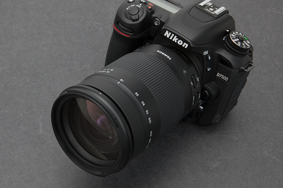 TAMRON 18-400mm F3.5-6.3 DiII VC HLD