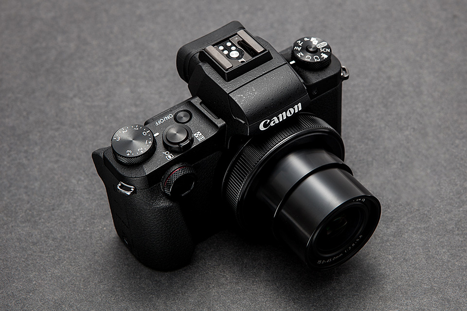 Canon (キヤノン) PowerShot G1X Mark III
