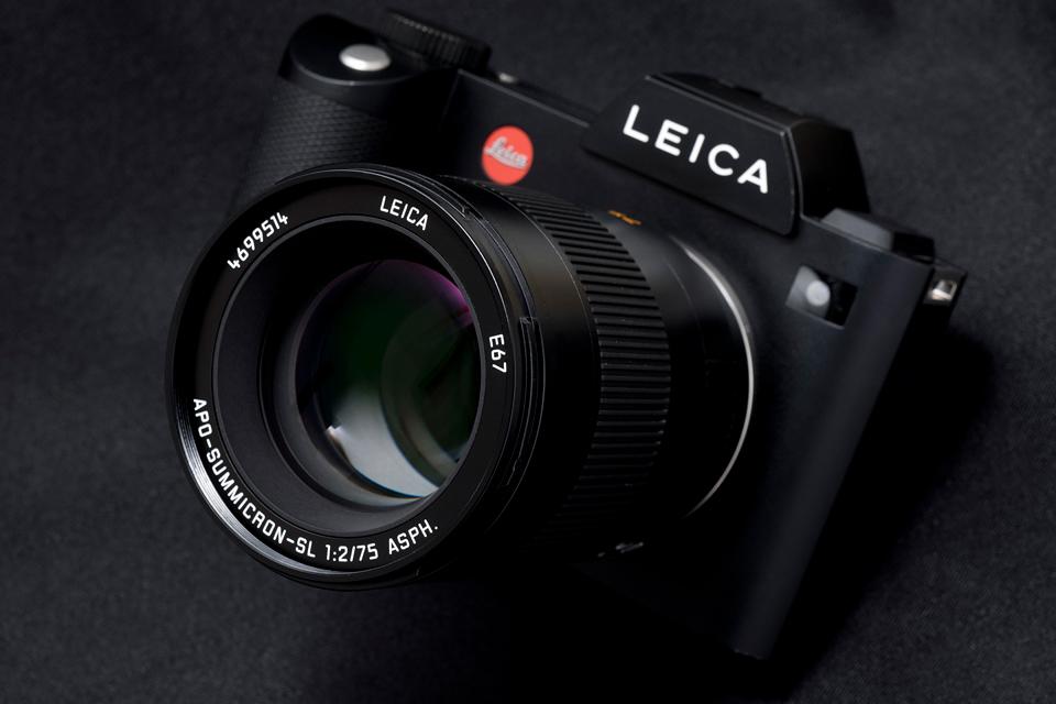 Leica (ライカ) アポズミクロン SL75mm F2.0 ASPH.