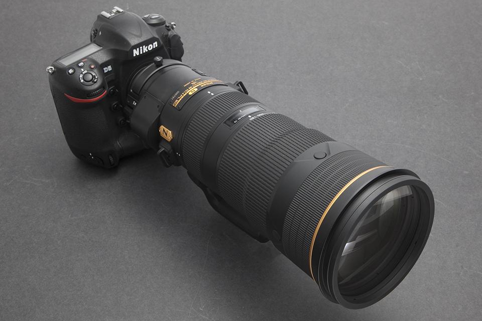 Nikon AF-S 180-400mm F4E TC1.4 FL ED VR