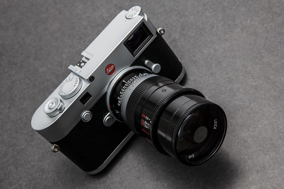タンバール M90mm F2.2