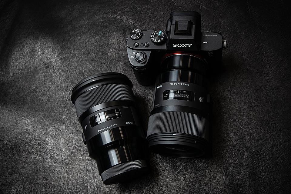 SIGMA (シグマ) Art 35mm F1.4 DG HSM(ソニーE用/フルサイズ対応)