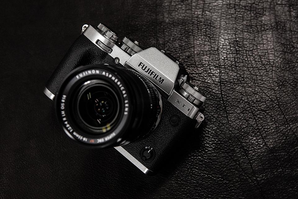 FUJIFILM (フジフイルム) X-T3
