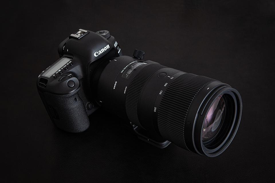 SIGMA (シグマ) Sports 70-200mm F2.8 DG OS HSM