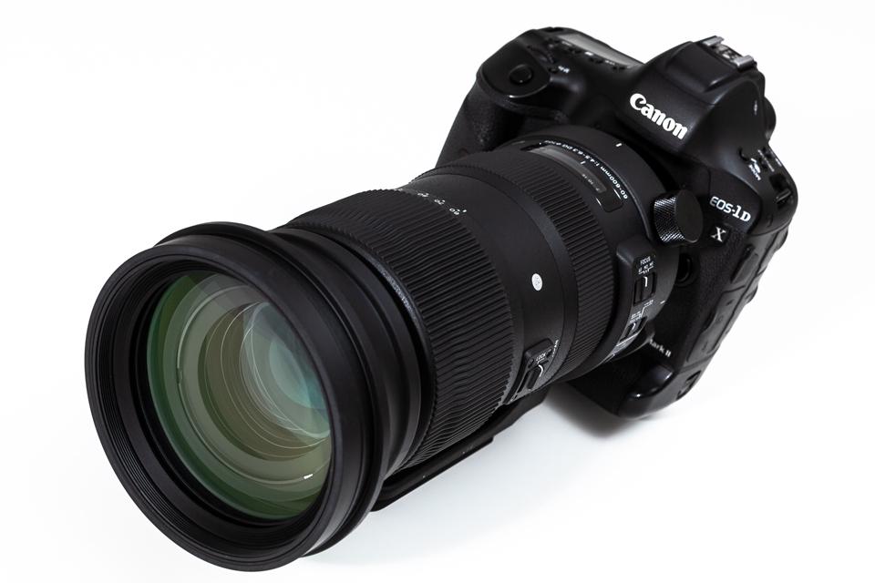 SIGMA (シグマ) Sports 60-600mm F4.5-6.3 DG OS HSM