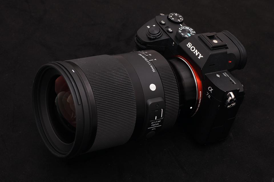 SIGMA Art 35mm F1.2 DG DN