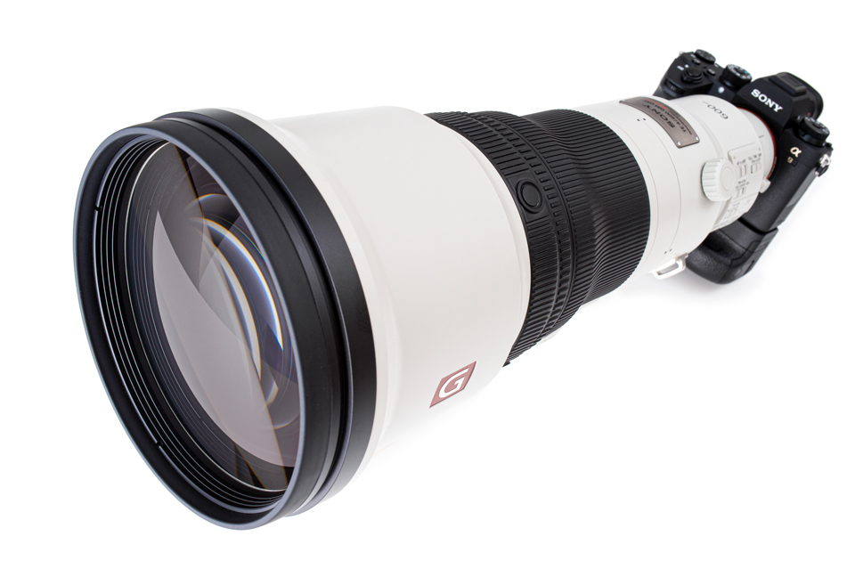SONY FE600mm F4 GM OSS