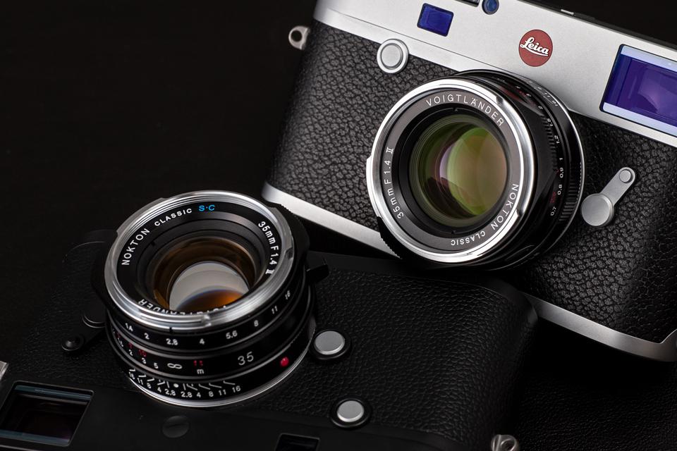 Voigtlander (フォクトレンダー) NOKTON classic 35mm F1.4 II VM