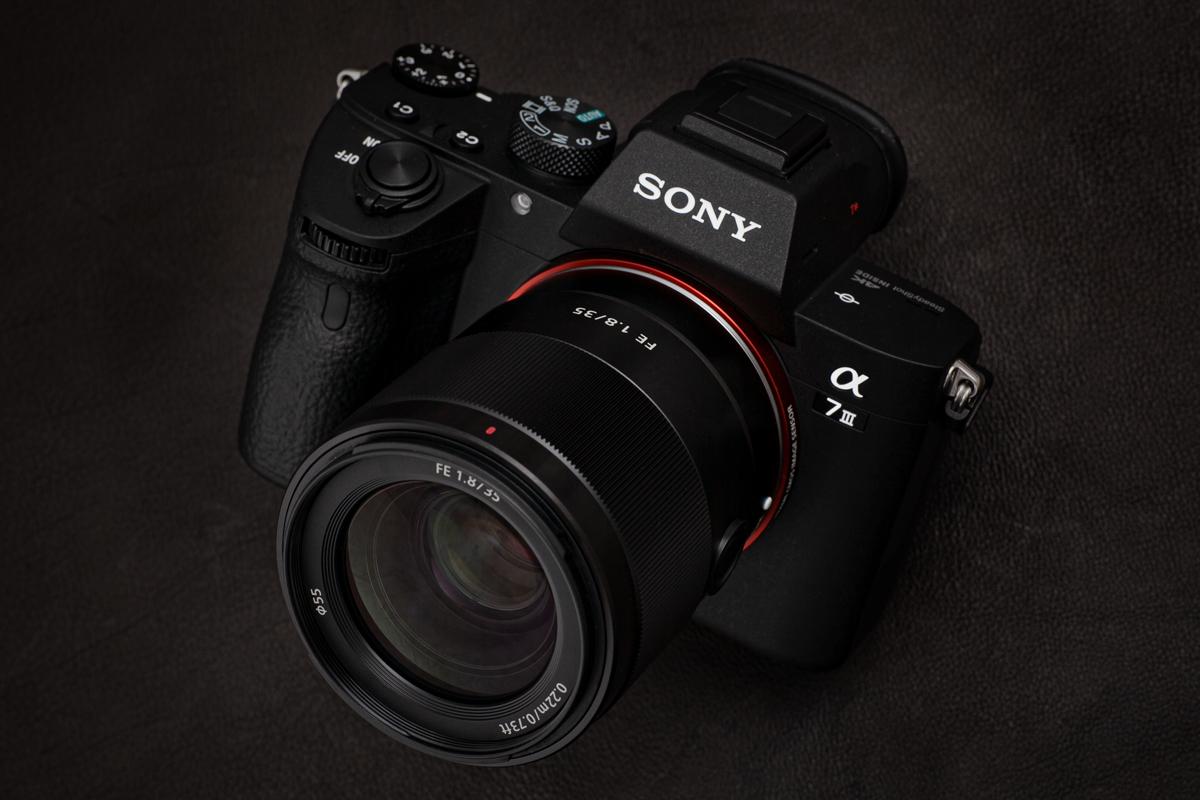 SONY (ソニー) FE 35mm F1.8 SEL35F18F