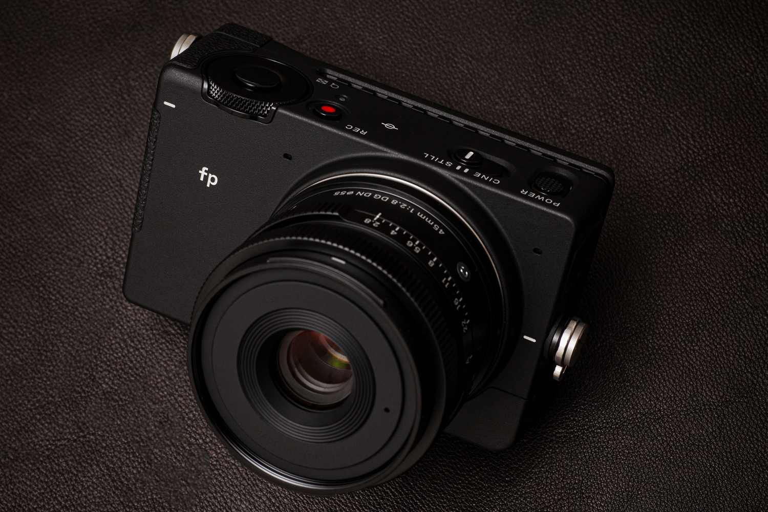 SIGMA (シグマ) fp & Contemporary 45mm F2.8 DG DN キット