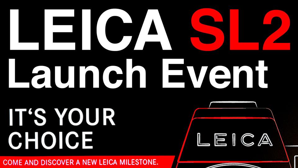 LEICA SL2 発表会レポート