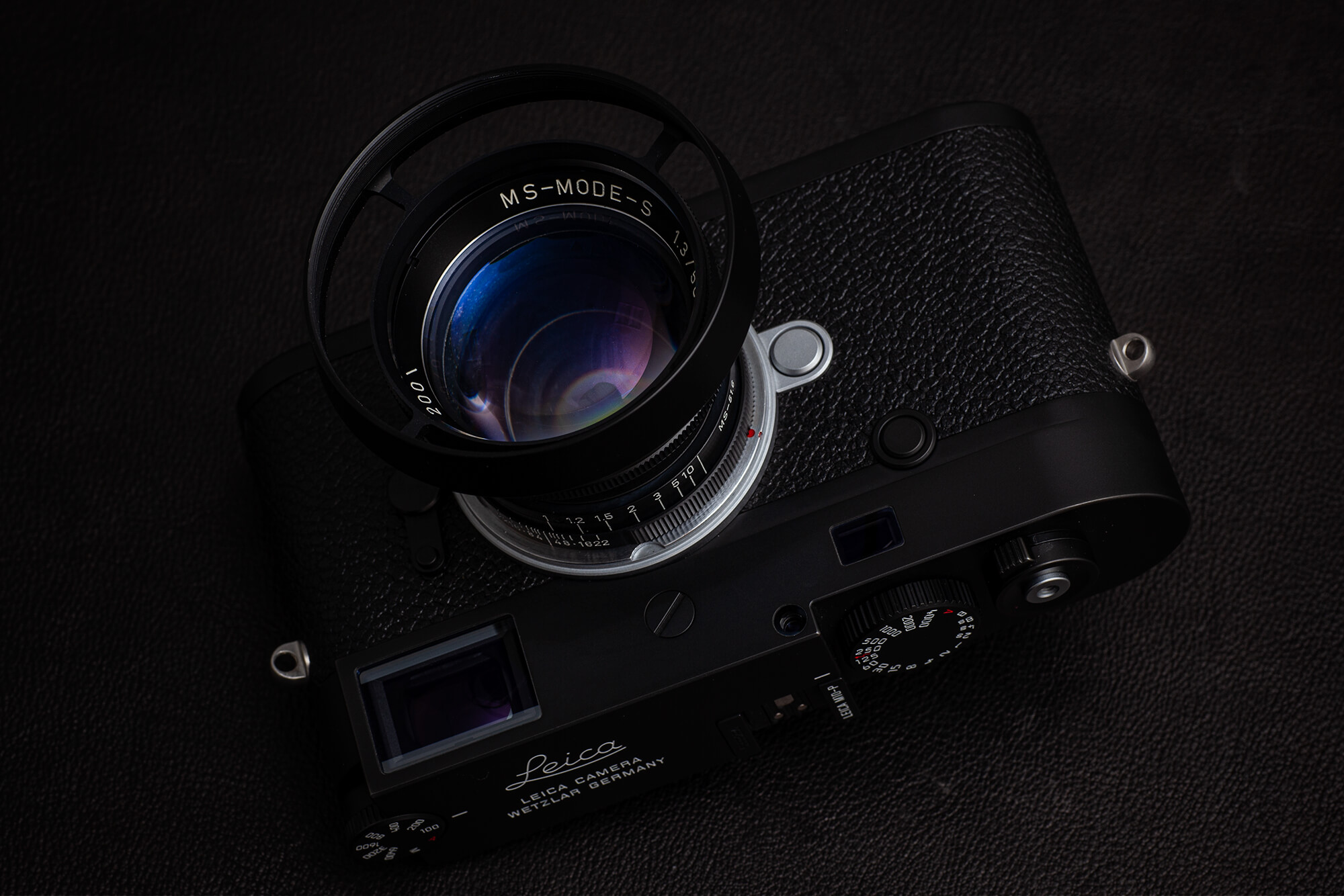 MS-Optics(エムエスオプティックス) MS-MODE-S 50mm F1.3 (ライカLマウント)