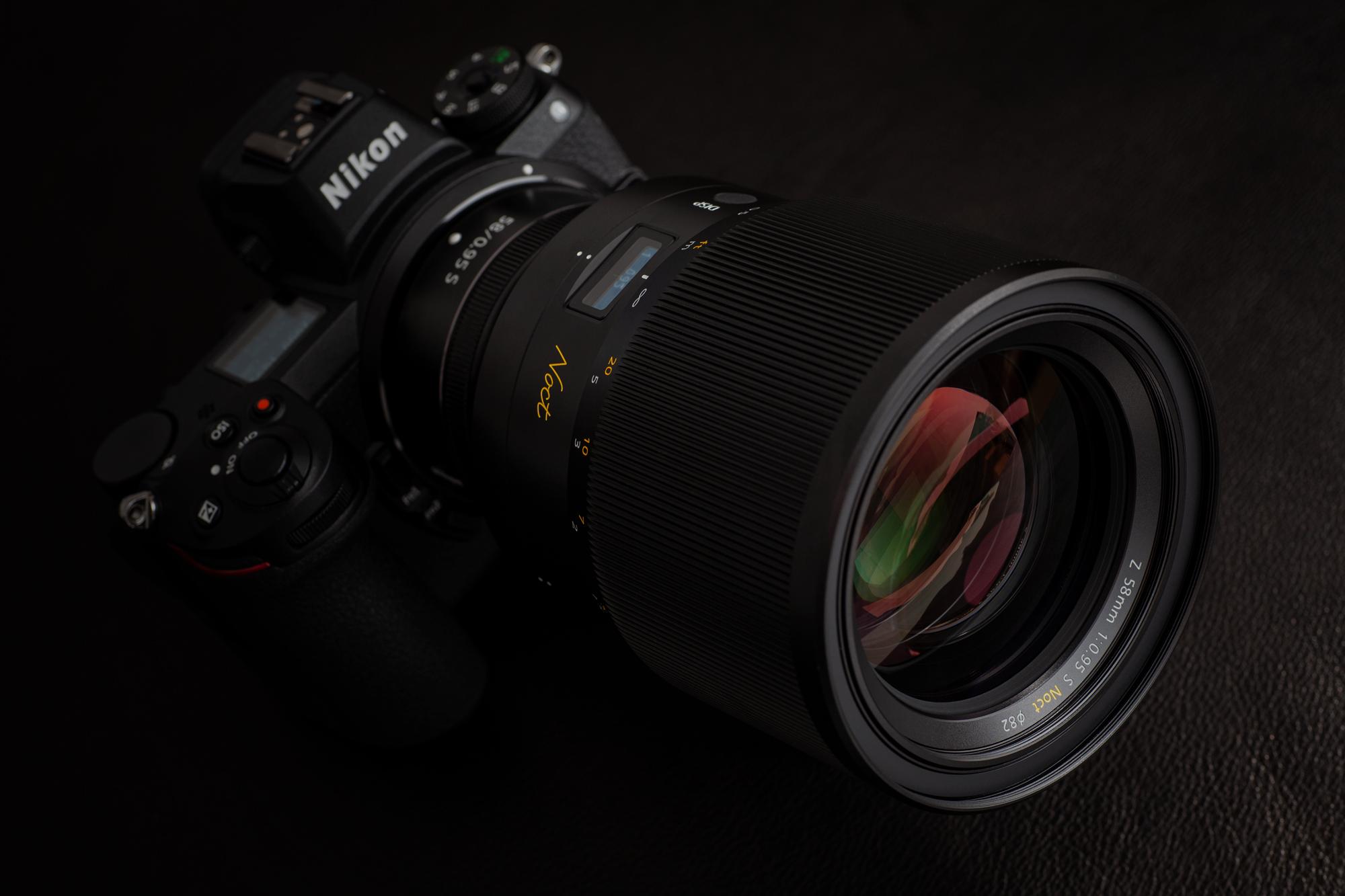 Nikon (ニコン) NIKKOR Z 58mm F0.95 S Noct