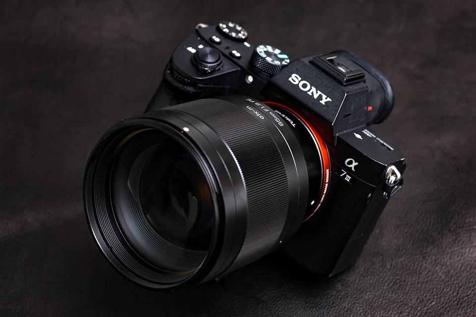 Tokina atx-m 85mm F1.8 FE