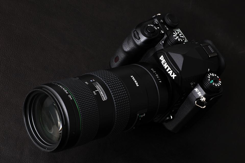 PENTAX HD D FA 70-210mm F4 ED SDM WR