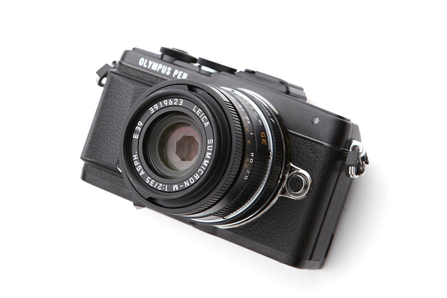 OLYMPUS PEN E-PL7 × LEICA Summicron M35mm F2.0 ASPH