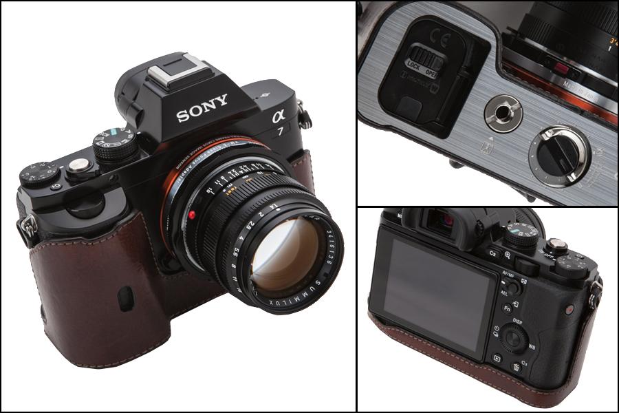 SONY (ソニー) α7ボディ ILCE-7 + Leica (ライカ) ズミルックス M50mm F1.4 後期型