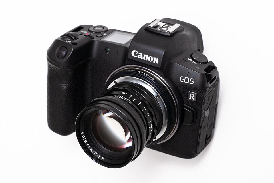 Nikon Z7 + SHOTENマウントアダプター ライカMレンズ/ニコンZボディ 用 LM-NZ + Leica ズミルックス M50mm F1.4 ASPH.
